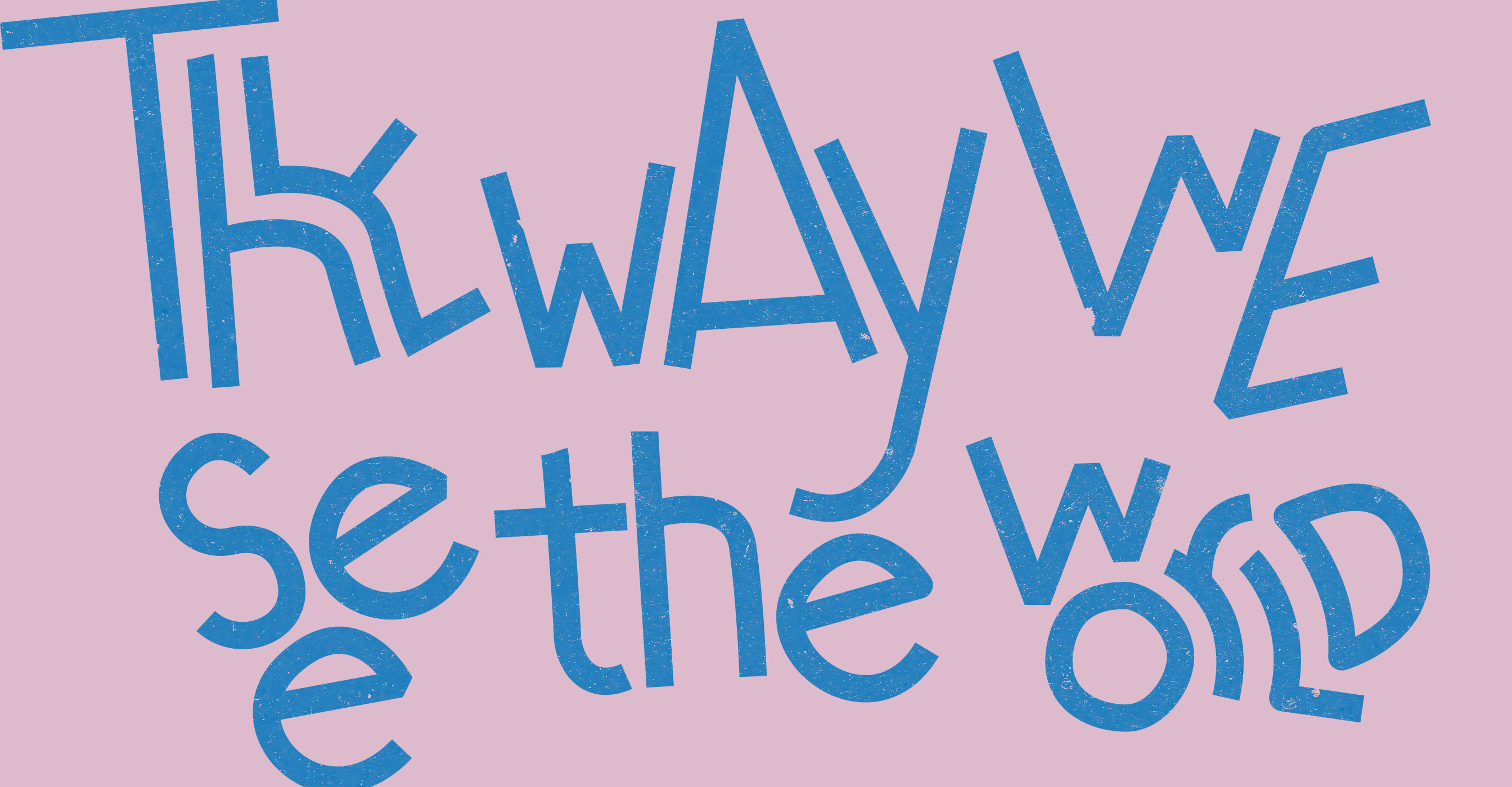 The Way We See The World Logo